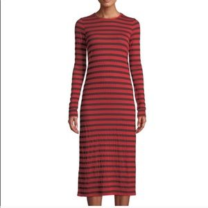 Current/Elliott Breton Stripe Dress